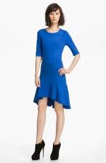 Janes blue dress on Happy Endings at Nordstrom