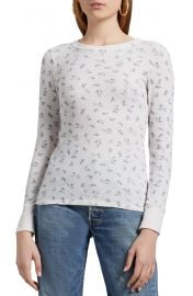 Jasmin Floral Thermal Top at Nordstrom