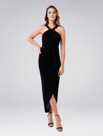 Jasmine Glitter Twist Dress at Ever New