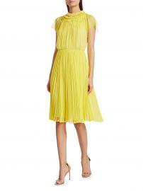 Jason Wu Collection - Silk Crinkle Chiffon Dress at Saks Fifth Avenue
