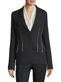 Jason Wu Collection - Compact Crepe Jacket at Saks Fifth Avenue