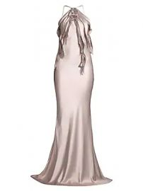 Jason Wu Collection - Crepe Back Satin Gown at Saks Fifth Avenue