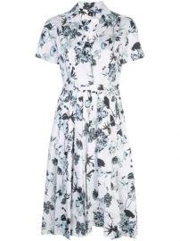 Jason Wu Collection Floral Print Shirt Dress - Farfetch at Farfetch