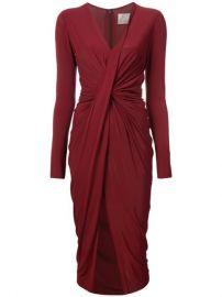 Jason Wu Collection Ruched Detail Slit Dress - Farfetch at Farfetch