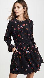 Jason Wu Floral Long Sleeve Dress at Shopbop
