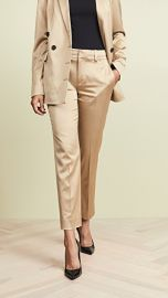 Jason Wu Grey Gold Shine Suiting Pants at Shopbop