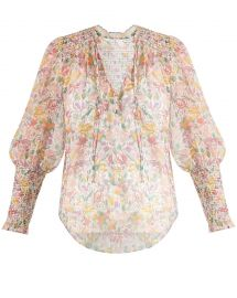 Jaz Blouse by Veronica Beard at Veronica Beard