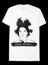Jean Michel T-Shirt by Deer Dana at Deer Dana