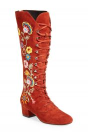 Jeffrey Campbell  Mirabeau  Lace-Up Tall Boot  Women at Nordstrom