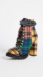 Jeffrey Campbell Lilith Block Heel Boots at Shopbop