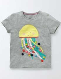 Jellyfish Tee by Boden at Boden
