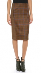 Jenni Kayne Cutout Pencil Skirt at Shopbop