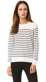 Jenni Kayne Striped Cashmere Sweater at Shopbop