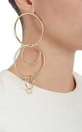 Jennifer Fisher Multi Hoop Earrings at Barneys