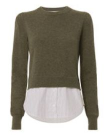Jensen Sweater at Intermix
