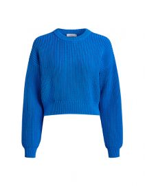 Jeremy Cropped Sweater at If Chic
