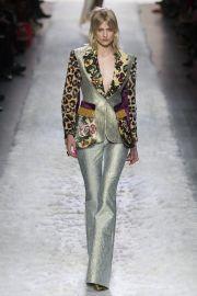 Jeremy Scott Suit at Vogue