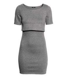 Jersey Dress at H&M