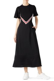 Jersey Layered Dress at Rent The Runway