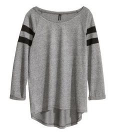 Jersey Top at H&M