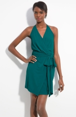 Jersey wrap dress by Haute Hippie at Nordstrom