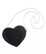 Jess Days heart shaped bag at H&m