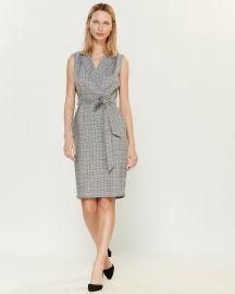 Jess Sleeveless Trench Dress by Alexia Admor at Century 21