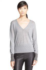 Jessica Merino Wool V-Neck Sweater at Nordstrom Rack