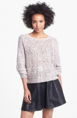 Jessica Simpson Pathe Sweater in purple at Nordstrom