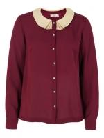 Jess's Orla Kiely blouse at Coggles