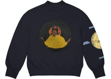 Jesus Is King Detroit Sweatshirt by Kanye West at StockX
