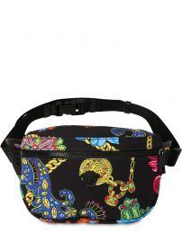 Jete Jewelry Print Nylon Bag by Versace at Luisaviaroma