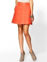 Jett leather skirt by Marc Jacobs at Piperlime