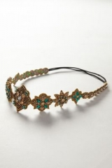 Jeweled Kamala Headband at Anthropologie