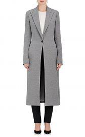 Jilo Melange Coat by The Row at Barneys