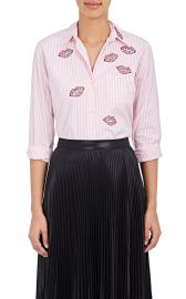 Jimi Roos Lips Cotton Poplin Shirt at Barneys