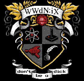 Jinx WWdN:iX family crest t-shirt at Jinx