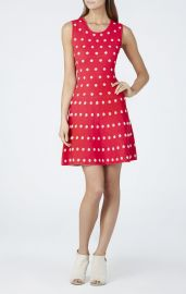 Jo Jacquard Aline Dress at Bcbg