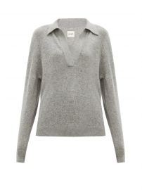 Jo V-neck cashmere sweater at Matches
