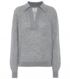 Jo stretch-cashmere sweater at Mytheresa