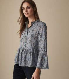 Joe Blouse at Reiss