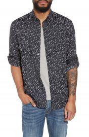 John Varvatos Star USA Extra Slim Fit Sport Shirt at Nordstrom