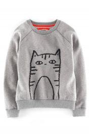 Johnnie B by Boden  Elle  Sequin Sweatshirt  Big Girls at Nordstrom