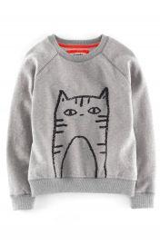Johnnie B by Boden Elle Sequin Sweatshirt at Nordstrom