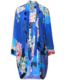 Johnny Was Women s Patterned Rayon Kimono at Amazon