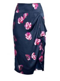 Joie - Alphina Floral Print Skirt at Saks Fifth Avenue