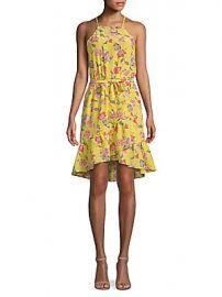 Joie - Deme Floral Dress at Saks Off 5th