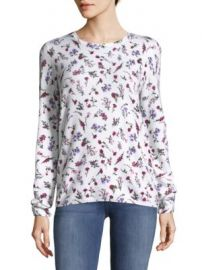 Joie - Feronia Porcelain Cashmere Top at Saks Off 5th