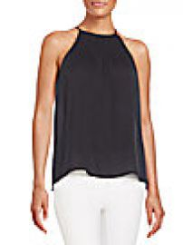 Joie - Kealy Silk Top at Saks Off 5th