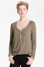Joie Annika top on New Girl at Nordstrom